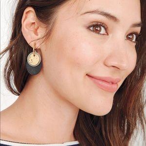 Color Pop Earrings - Gold